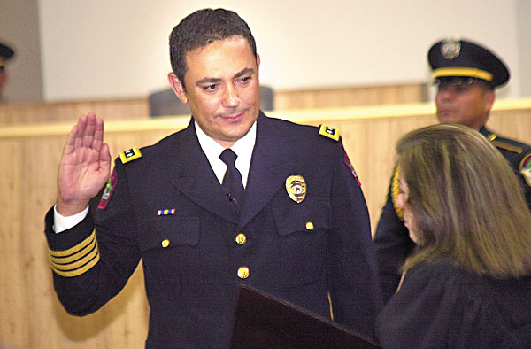 Trying To Fix the World: After nearly five years, APD Chief