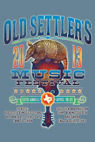 Final Lineup for Old Settler's Announced