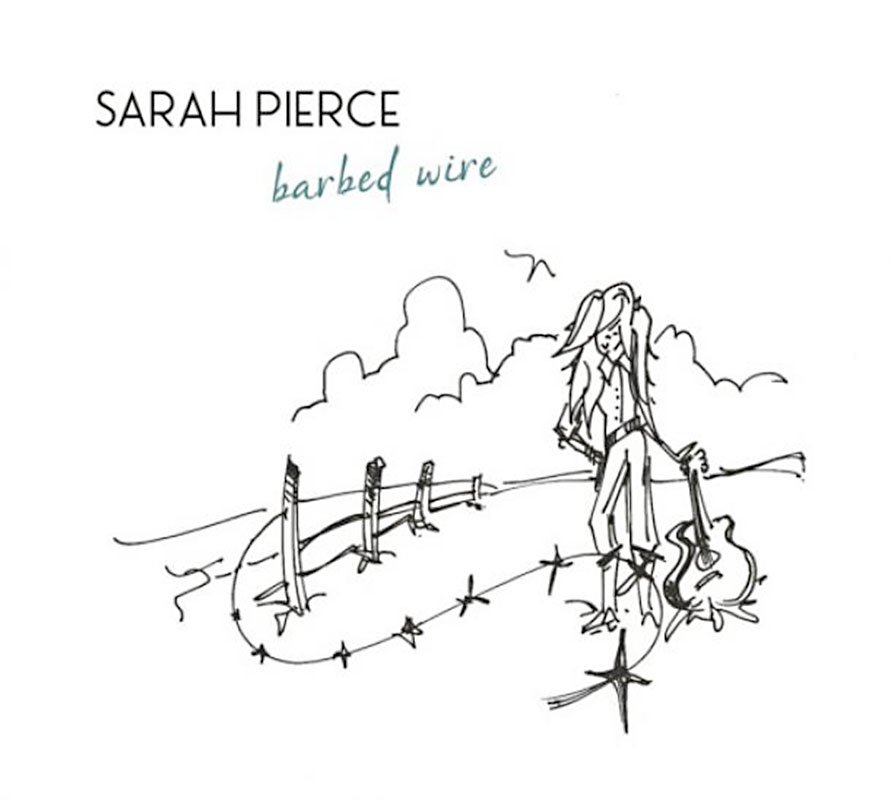 review sarah pierce music the austin chronicle barbed wire graphics a tranquil listen comparable to early nanci griffith, the eighth album from sarah pierce strikes pay dirt songs about her family's heritage thread together