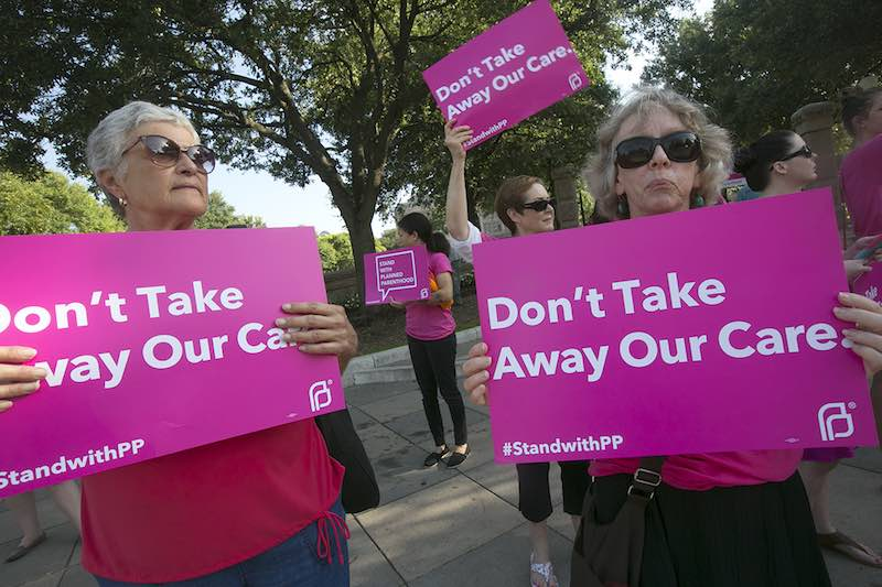planned parenthood research study