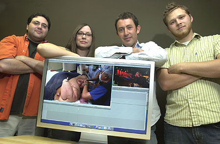 For Tlc With A Little Tlc Is A Local Production Company That