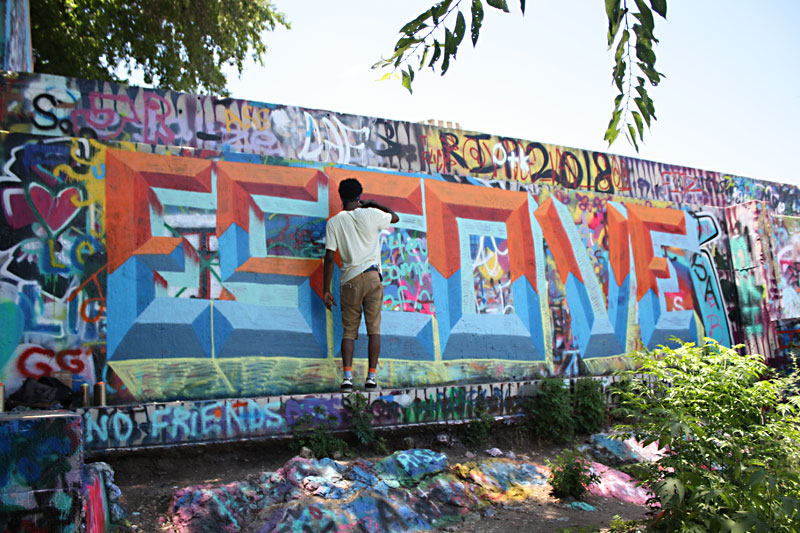 Austin Street Art Enters Into A New Era With The City