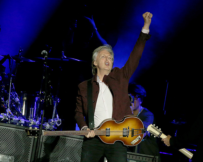 ACL Live Review Paul McCartney Beatle Stomp