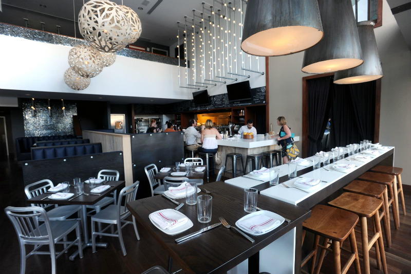 Food Community Helps Second Bar + Kitchen Chef: Daily Austin food ...