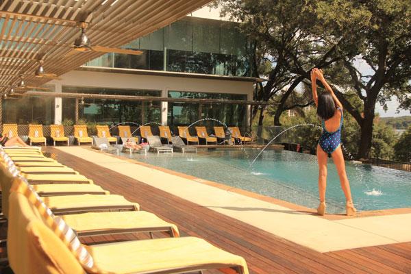 Chavez And The Radisson Pool Best Hotel Restaurant Pool Redo
