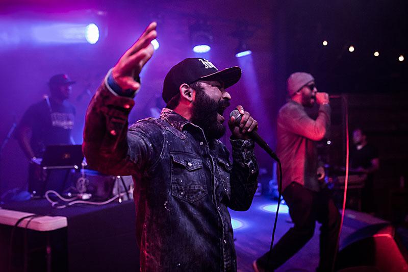 Rap Trio Third Root's Trill Pedagogy: Ultra-enlightened hip