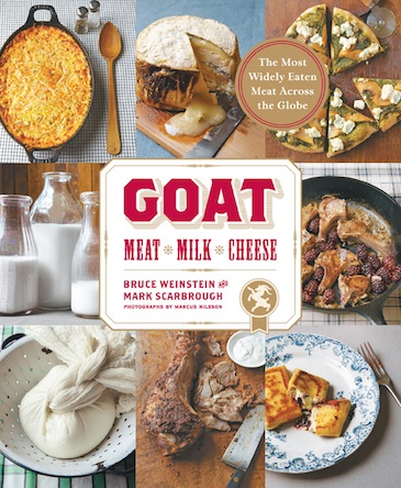 cookbook review goat meat milk cheese a funny approachable