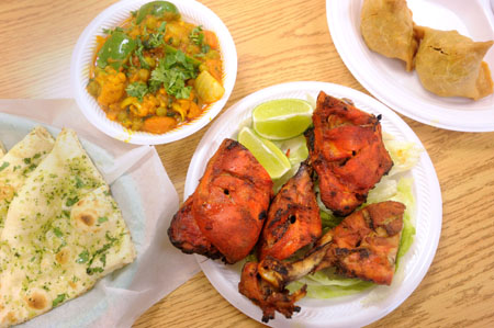 Teji 39 s indian restaurant grocery the austin chronicle for Asiana indian cuisine austin tx