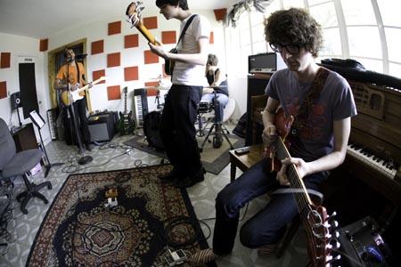 Voxtrot Raised By Wolves Vinyl