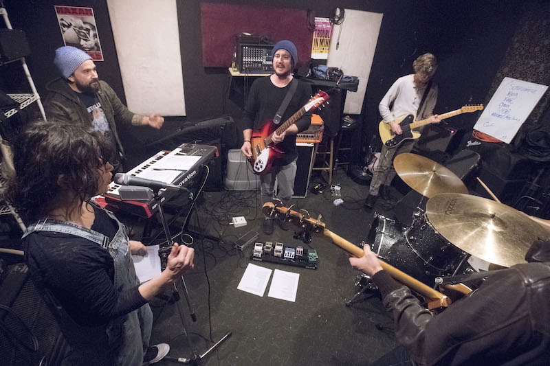 music lab practice space notifies tenants of closure longtime rehearsal facility shutting down