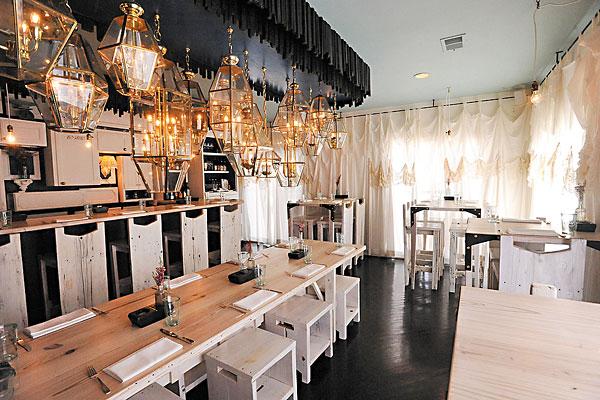 Restaurant Review: Restaurant Review - Food - The Austin