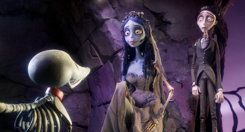 Tim Burton's Corpse Bride - Movie Review - The Austin Chronicle