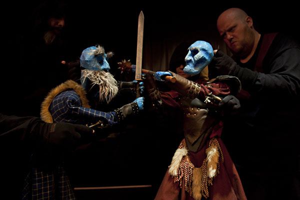 Review Toil And Trouble A Troubling Turn On Shakespeares Macbeth
