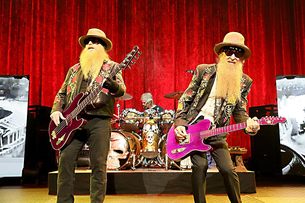 zz top blue jean blues