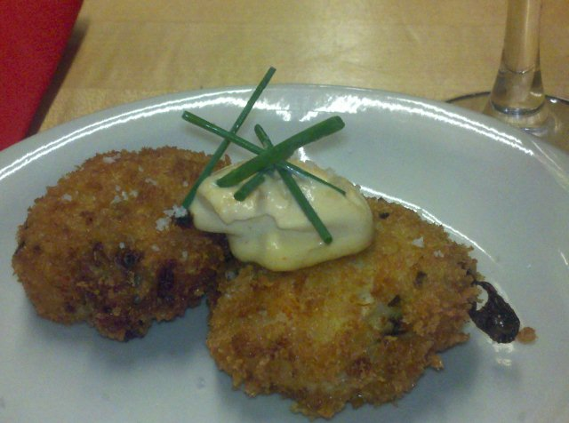 Daily Chef Crab Cakes