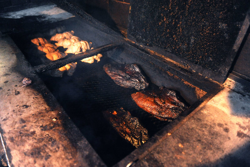 ruby s bbq pits to live on in new restaurant local chefs preserve a