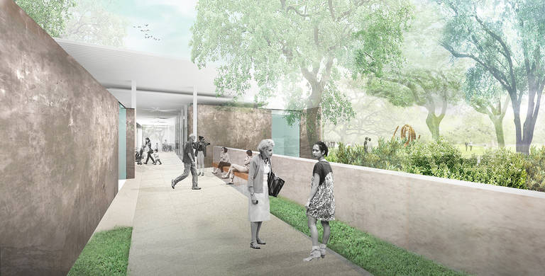 Laguna Gloria To Get New Entrance The Contemporary Austin Plans 6 Million Makeover On 35th St Arts The Austin Chronicle