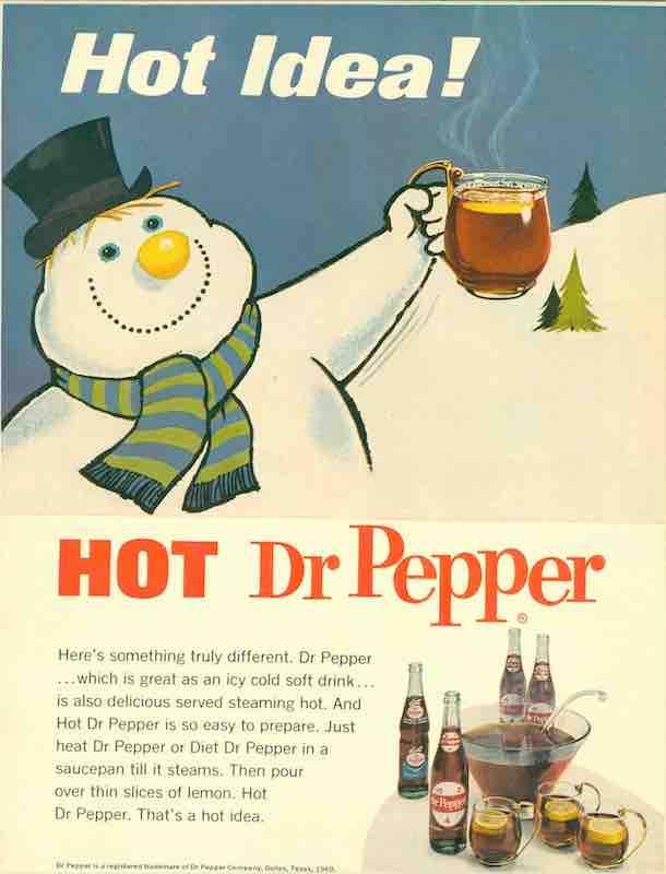 Schuss-Boomer: The Nostalgic Winter Beverage Made With Warm Dr Pepper