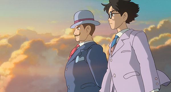 The Wind Rises (English dubbed)