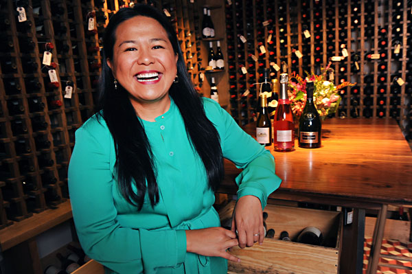 The Wine Enthusiast June Rodils Passion For Wine Has Shaped Her