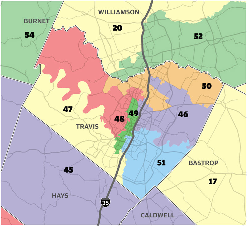 LegeLand - Getting Map Happy: Local districts might fare ... on