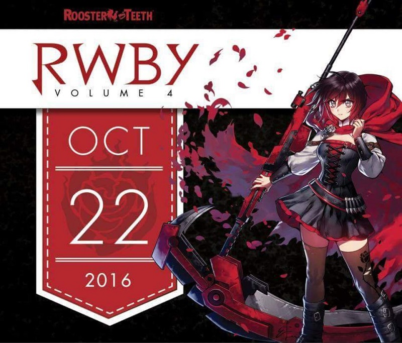 RTX Nine Things We Learned About RWBY Rooster Teeths Anime Inspired Series Takes Centerstage