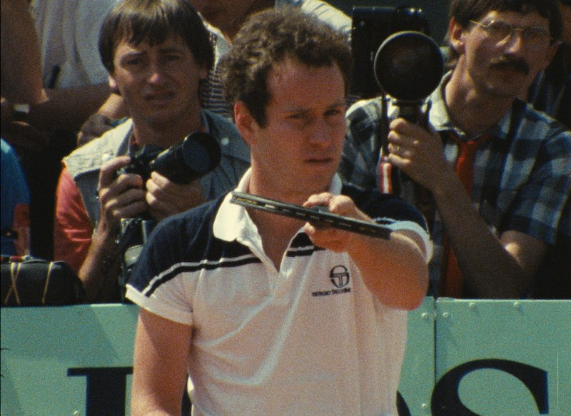John McEnroe: In the Realm of Perfection - Movie Review