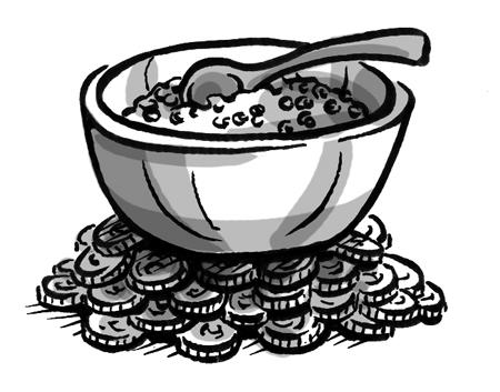 Beyond Black-Eyed Peas: New Year's good-luck foods - Food