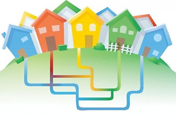 Интернет в частном доме