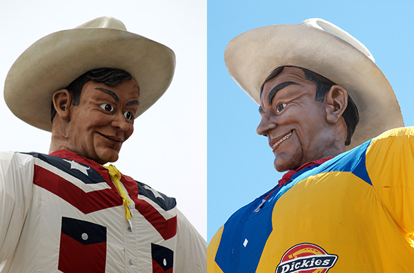 Day trips big tex is back and more fire resistant than ever day trips publicscrutiny Image collections