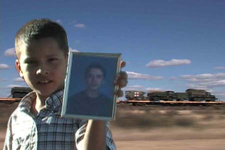 The Ballad of Esequiel Hernandez Tragedy on the Border AFS Documentary Tour The Ballad of Esequiel