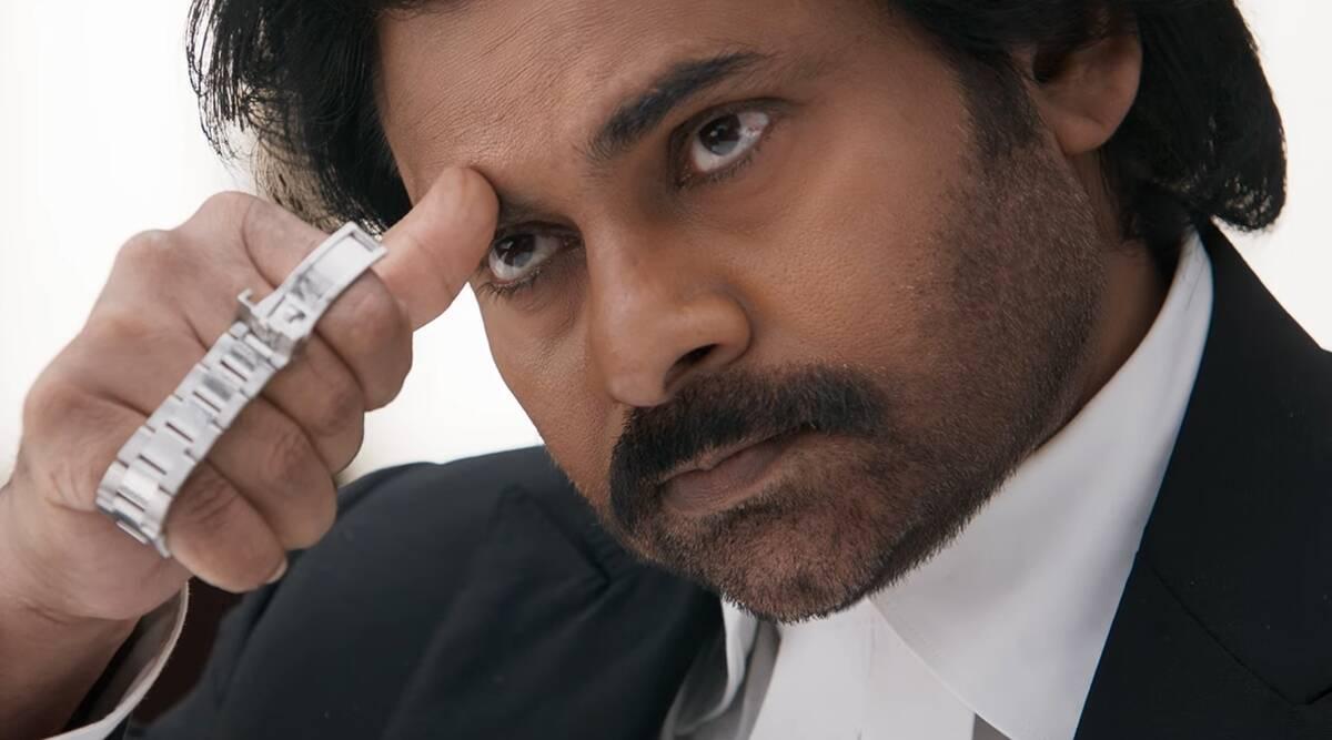 Pawan Kalyan as Vakeel Saab