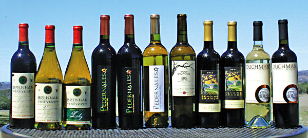 inside the texas wine trade four wineries are joining to launch