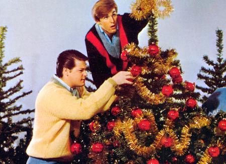 Beach Boys Christmas.Brian Wilson Presents The Christmas Album W Al Jardine