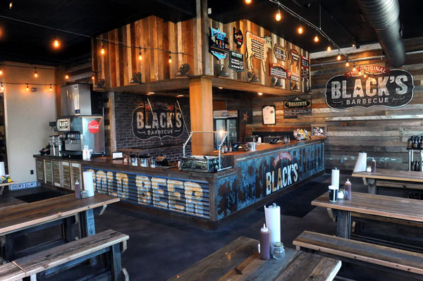 First look black 39 s barbecue famous family opens austin - Interior design jobs in austin tx ...