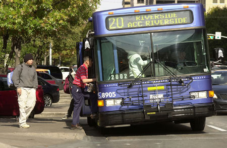 Cap Metro Farms Out Four Bus Routes: In a cost-cutting move
