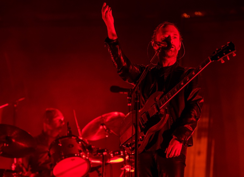 ACL Review: Radiohead II: Fear and loathing for a second