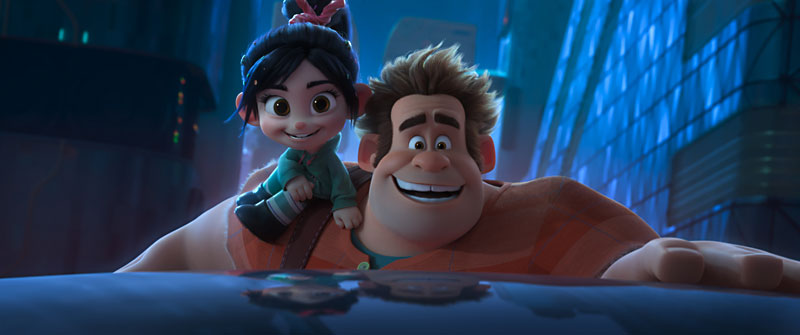Exploring Friendship in Ralph Breaks the Internet: Screenwriter and