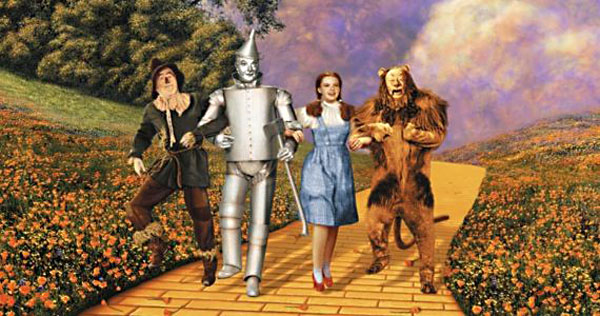 The Wizard of Oz 3-D
