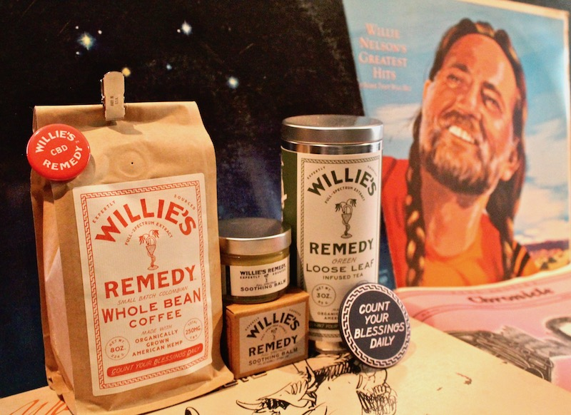 Remedy Review: Willie's Other Bus: Sampling the Red Headed