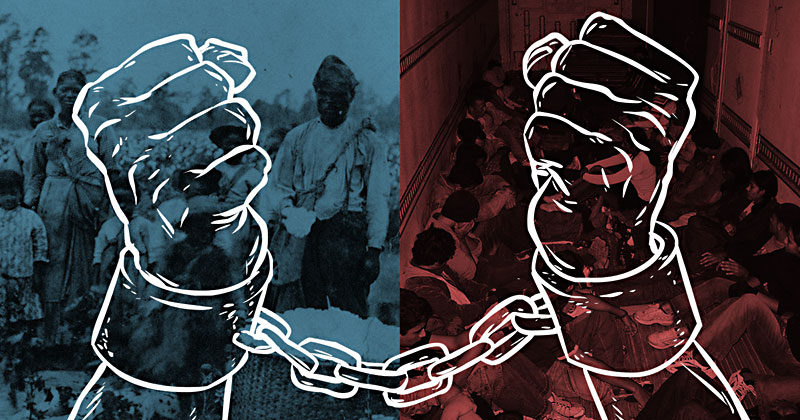 Breaking the Chains: The practice of slavery takes new forms