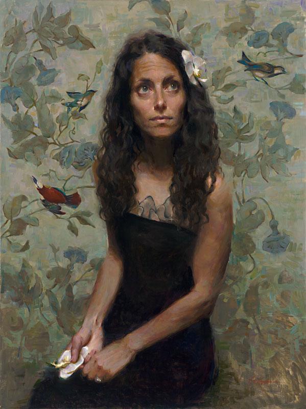 Review Quot Painters Painting Painters Quot At Davis Gallery