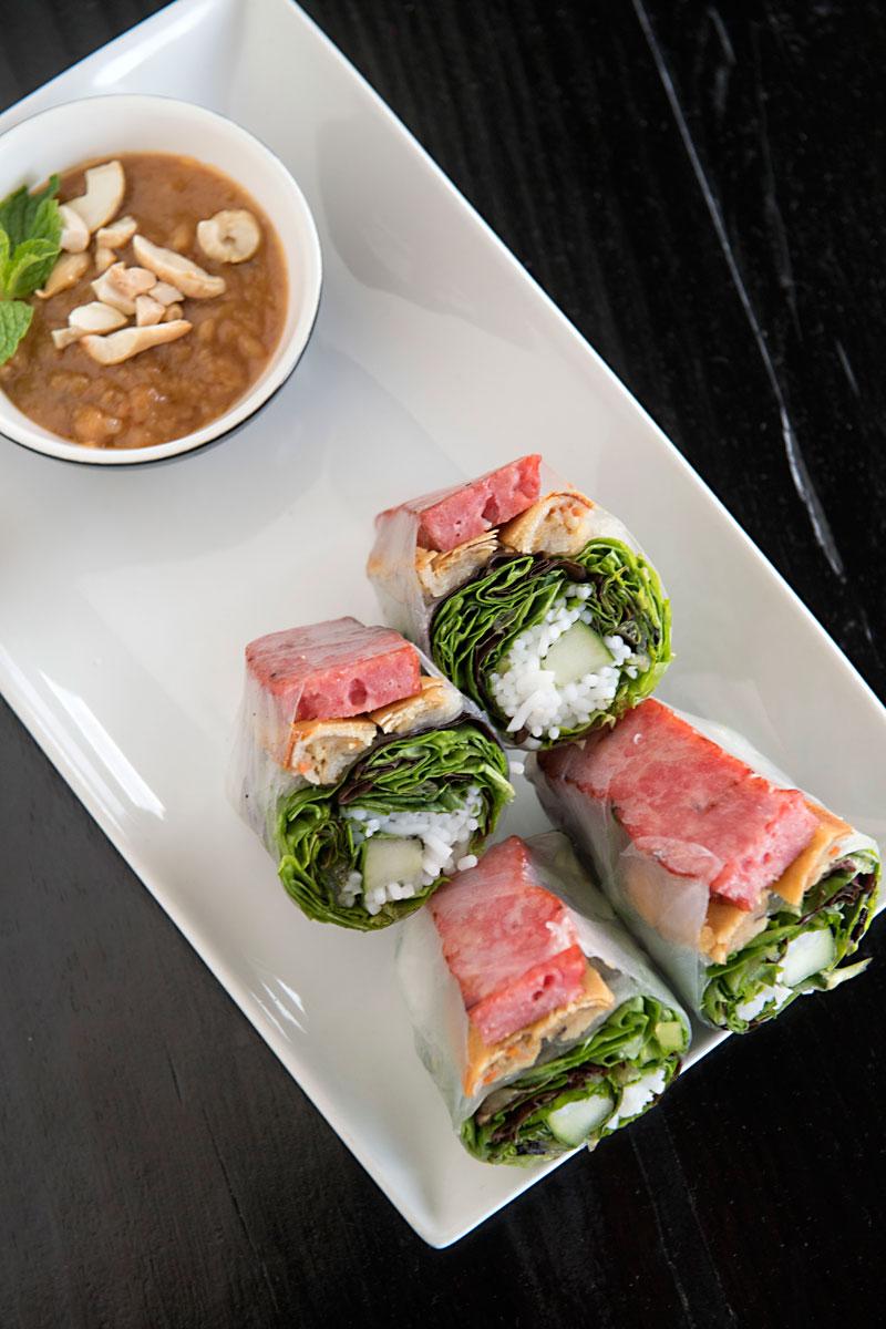 Restaurant Review Le Bleu Perfects The Vietnamese Austin Mash Up