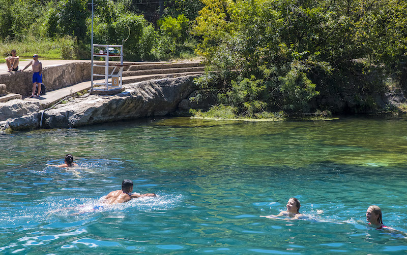 8 Natural Springs and Swimming Holes