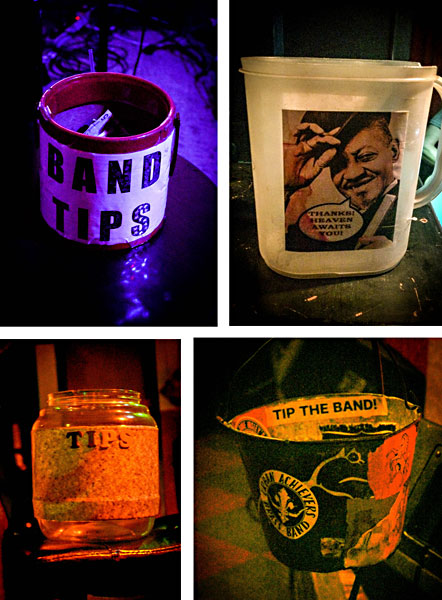Sxsw Playback Tip Jar Etiquette See That Tip Jar Give Music The Austin Chronicle