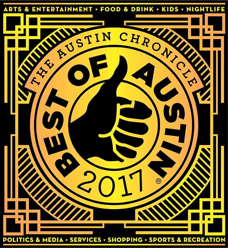 Best Of Austin 2017 Cover