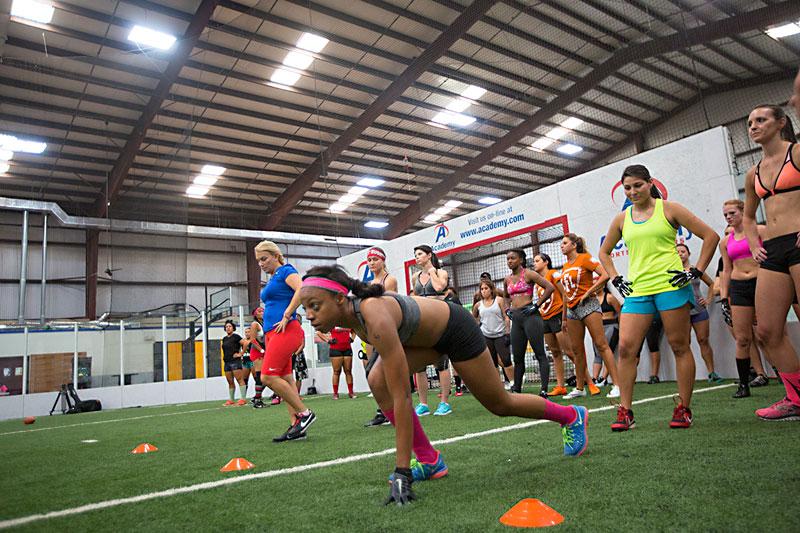 Football And Bikinis Legends Football League Comes To Austin News