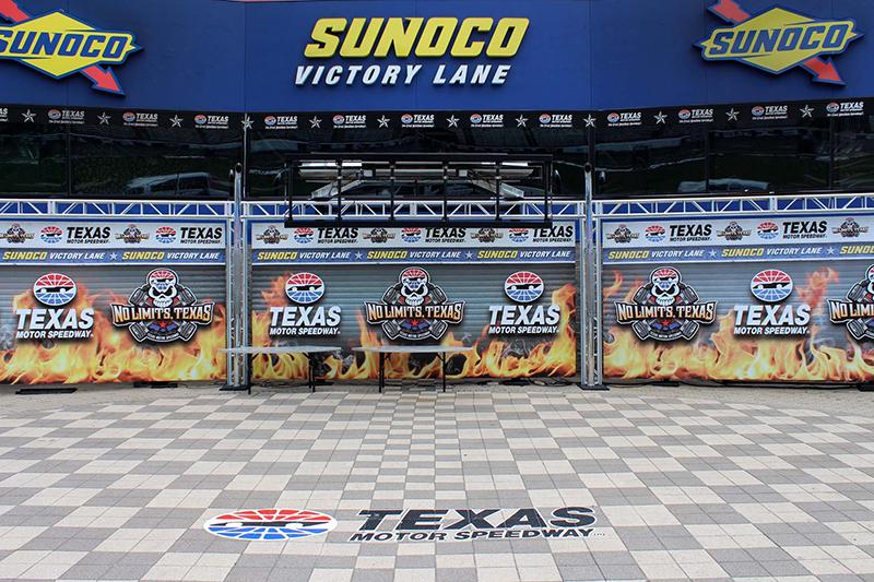 Texas Motor Speedway Tours Bike Gallery