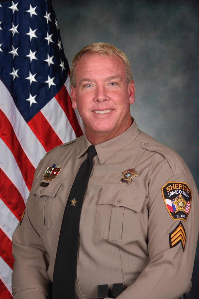 Travis County Sheriff's Office Sergeant Shot Dead Monday ...