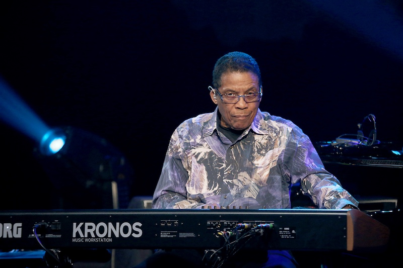 Herbie Hancock's Unreal ACL Taping: Jazz immortal debuts on